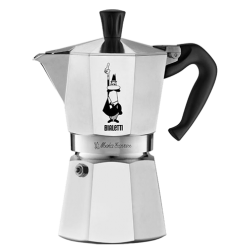 Bialetti Moka Express Espresso Coffee Maker 6 cups