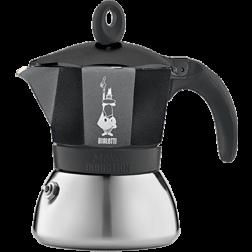 Bialetti Moka Induction black 3 cups