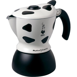Bialetti Mukka Express Cappuccino Coffee Maker 2 cups