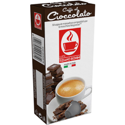 Caffè Bonini Caffè al Cioccolato coffee capsules for Nespresso 10pcs