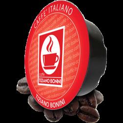 Caffè Bonini Intenso A Modo Mio coffee capsules 50pcs