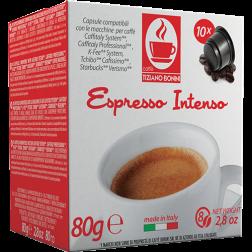 Caffè Bonini Intenso kaffekapslar till Caffitaly 10st