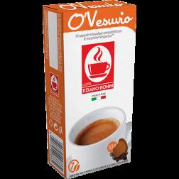 Caffè Bonini O´Vesuvio coffee capsules for Nespresso 10pcs
