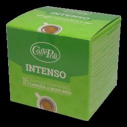 Caffè Poli A Modo Mio Intenso coffee capsules 16pcs