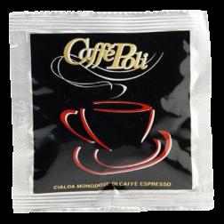 Caffè Poli SuperBar black coffee pods 1pcs