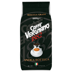 Caffè Vergnano Antica Bottega coffee beans 1000g