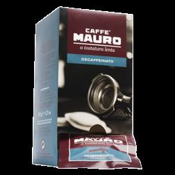Caffè Mauro Decaffeinato coffee pods 18pcs