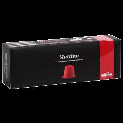 Caffè Mauro Mattino Nespresso coffee capsules 10pcs expired date