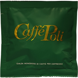 Caffè Poli Bar green coffee pods 150pcs