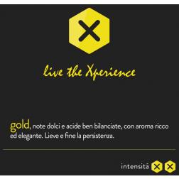 Xpresso gold coffee capsules for Nespresso 10pcs