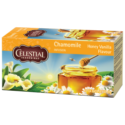 Celestial tea Honey Vanilla Chamomile tea bags 20pcs