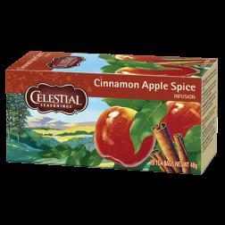Celestial tea Cinnamon Apple Spice tea bags 20pcs
