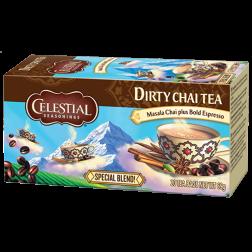 Celestial tea Dirty Chai tea bags 20pcs