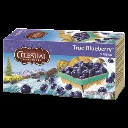 Celestial tea True Blueberry tea bags 20pcs