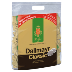 Dallmayr Classic coffee pads 100pcs