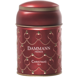 Dammann Frères Black Christmas Tea in loose weight 100g