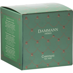 Dammann Frères Green Christmas Tea in tea bags 25pcs