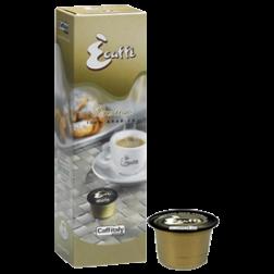 Ècaffè Prezioso 100% Arabica Caffitaly coffee capsules 10pcs