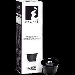 Ècaffè Vigoroso Caffitaly coffee capsules 10pcs