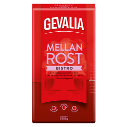 Gevalia Bistro ground coffee 450g