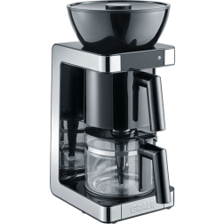 Graef filter coffee machine black 10 cups FK702