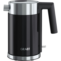 Graef water boiler black 1 liter WK402