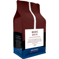 Gringo Basic Brew coffee beans 500g