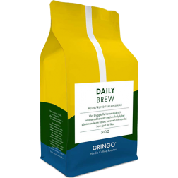 Gringo Daily Brew coffee beans 500g