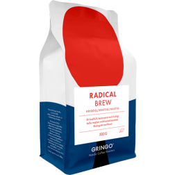 Gringo Radical Brew Eco coffee beans500g