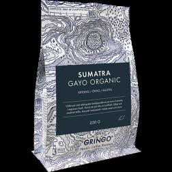 Gringo Sumatra Gayo Eco coffee beans 250g