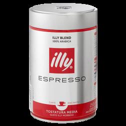 illy Espresso tincan ground coffee 250g