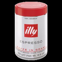 illy Espresso tincan coffee beans 250g