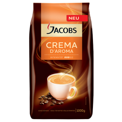 Jacobs Crema d'Aroma coffee beans 1000g