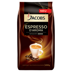 Jacobs Espresso d'Aroma coffee beans 1000g