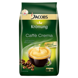Jacobs Krönung Caffè Crema coffee beans 1000g