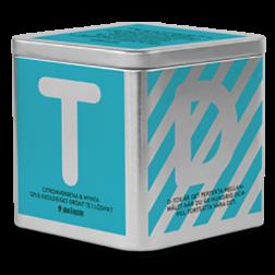 johan & nyström T-Tea Lemon Verbena & Mint Organic Green Tea loose weight 125g