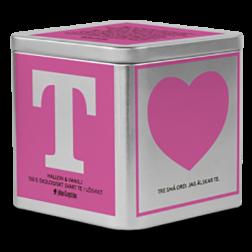 johan & nyström T-Tea Raspberries & Vanilla Organic black tea loose weight 150g