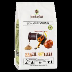 johan & nyström Brazil Fortaleza coffee beans 250g
