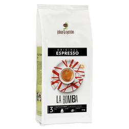 johan & nyström Espresso La Bomba coffee beans 500g
