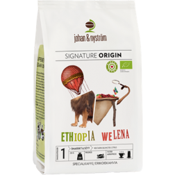johan & nyström Ethiopia Welena coffee beans 250g