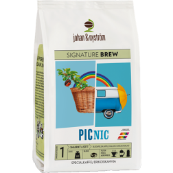 johan & nyström Picnic ground coffee 250g