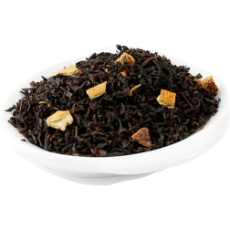 Kahls Citronte med skal Black Tea in loose weight 100g