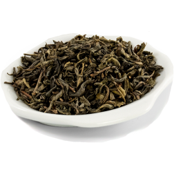 Kahls Hunan Curly Organic Green Tea in loose weight 100g