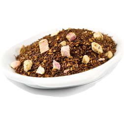 Kahls Rabarber & Grädde Rooibos Tea in loose weight 100g