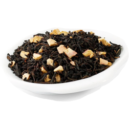 Kahls Rabarber & grädde Black Tea in loose weight 100g