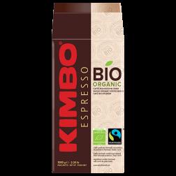Kimbo Espresso Bio Organic coffee beans 1000g