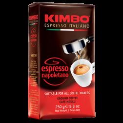 Kimbo Espresso Napoletano ground coffee 250g