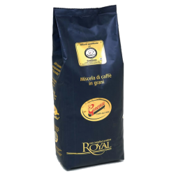 La Genovese Qualità Royal coffee beans 1000g