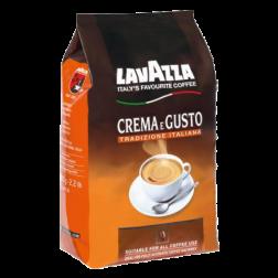 Lavazza Crema e Gusto coffee beans 1000g