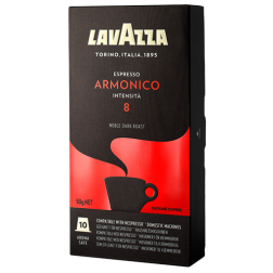 Lavazza Espresso Armonico coffee capsules for Nespresso 10pcs